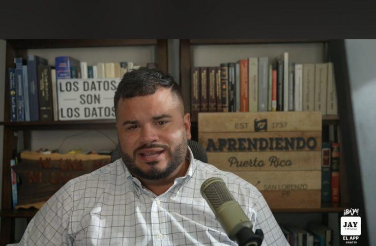 Botan como bolsa a Jay Fonseca de Telemundo