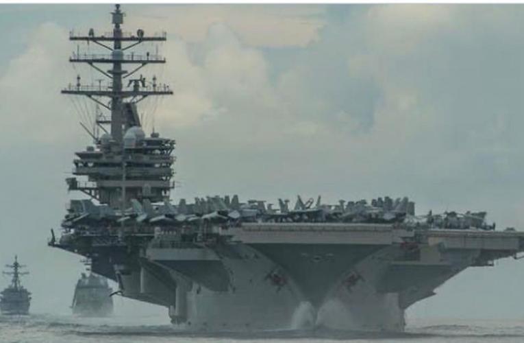 La Marina de los EE. UU. Aborda el petrolero israelí atacado alegadamente por un dron Iraní